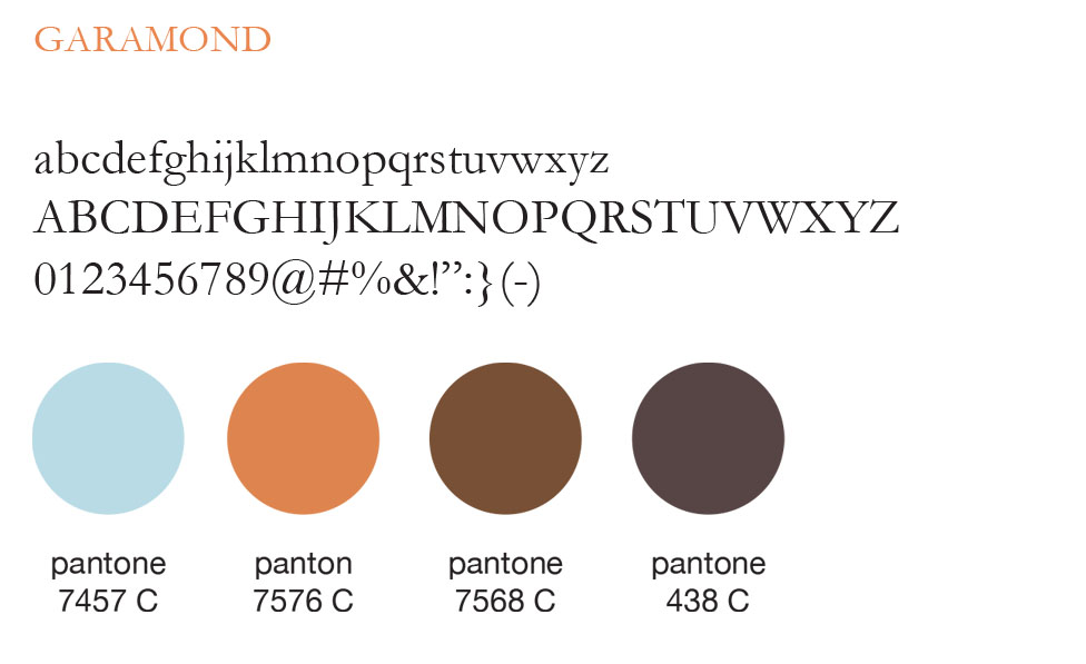 type colors 4